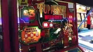 Tuppenny Nudger Fruit Machine £3 Jackpot