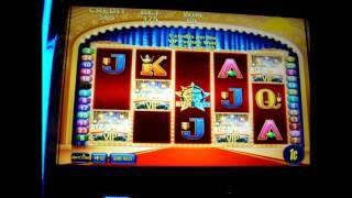 Aristocrat All Stars Vip - Mystic Mermaid&50 Lions - 2 Bonuses  - 1c Slots