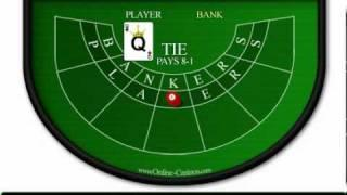 How to play Baccarat - Mini Baccarat Rules