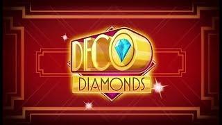 Deco Diamonds Online Slot Promo