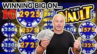 ⋆ Slots ⋆ High-Limit HANDPAY at THE COSMOPOLITAN of LAS VEGAS ⋆ Slots ⋆ I Win BIG Playing The Vault