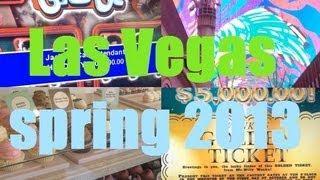 Vegas Spring 2013 -- Slot Fanatics M&G, Tours, Slot Machines And More!