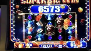 Piggybankin The King & The Sword Minor Progressive Slot Win
