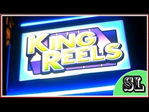 ** Kings Reels ** Farmers Daughter ** Bonus ** SLOT LOVER **