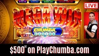 • LIVE Playing with $500SC on PlayChumba.com • with Brian Christopher • BCSlots #AD