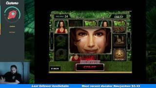 Immortal Romance - Sweet Run - One of my favorite slots - Big Wins