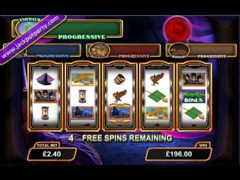 jackpot party casino wizard of oz