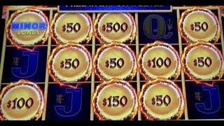 DRAGON LINK •PANDA MAGIC •GOLDEN CENTURY •SLOT MACHINE •(3) HANDPAYS