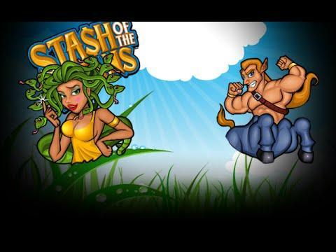 Free Stash Of The Titans slot machine by Microgaming gameplay ★ SlotsUp