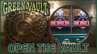 Open the Vault! • SPINNING • SATURDAYS • Green Vault + Bier Haus + MORE Slot Machine Pokies!