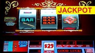 JACKPOT HANDPAY! Double Top Dollar Slot - Progressive $10 | $20 | $50 Max Betting!