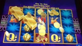 Aristocrat *STACK OF GOLD* Slot Bonus *Nice Win*
