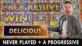 ★ Slots ★ NEVER PLAYED! ★ Slots ★ Pyramid Progressives DELIVERS ★ Slots ★ INCREDIBLE Wheel of Fortun