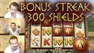 300 shields - 4 bonuses in 10 minutes, good or awful?