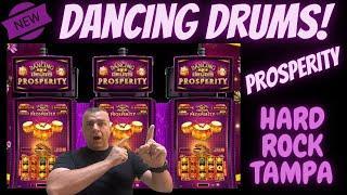 ⋆ Slots ⋆NEW! Dancing Drums Prosperity at Hard Rock Tampa⋆ Slots ⋆