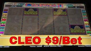 • HIGH LIMIT SLOTS • Bonus Video • Slot Machine Pokies w Brian Christopher