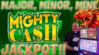 •Single Spin • MAJOR • MINOR • MINI • JACKPOT •MIGHTY CA$H BONU$! | The Big Jackpot
