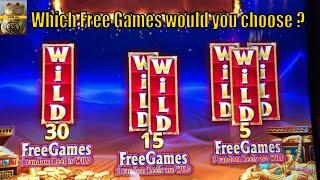 ★ Slots ★WHICH FREE GAMES WOULD YOU CHOOSE ?★ Slots ★50 FRIDAY 128★ Slots ★PHARAOH'S POWER/EGYPT/GOL