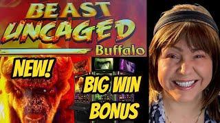 Big Win Bonus! New Game Beast Uncaged. Love it or Hate it?