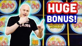 ⋆ Slots ⋆️ My Best Line Hit Ever on Dollar Storm! ⋆ Slots ⋆️ Huge Bonus Round Jackpot Multiplier on Ninja Moon