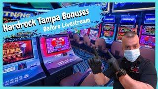 ★ Slots ★Tampa Hardrock Random Link Bonuses Before Live Stream★ Slots ★