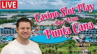 Live Slot Play ⋆ Slots ⋆ Big Casino Wins at The Hard Rock in Punta Cana!