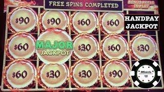 •DRAGON LINK SPRING FESTIVAL •(3) HANDPAYS & MAJOR JACKPOT •MGM SPRINGFIELD