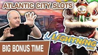 ⋆ Slots ⋆ Atlantic City Slots: LIGHTNING LINK EDITION ⋆ Slots ⋆ HUGE Spins = MULTIPLE Wins