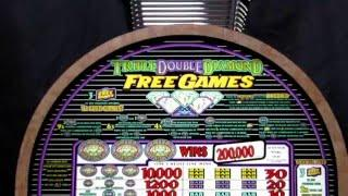 Triple Double Diamond Free Games slot machine ~ www.BettorSlots.com