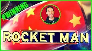 • ROCKET MAN #WINS •  5 Bonuses on Slots! • Elton John + Walking Dead +++ • Pokies w Brian C Slots