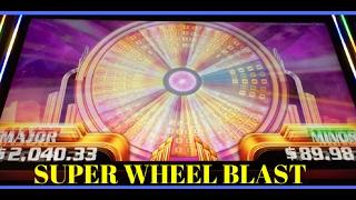 Super Wheel Blast Slot Winning!! Bangin Good SHow