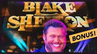 Roll 7 Progressive • Blake Shelton • The Slot Cats •