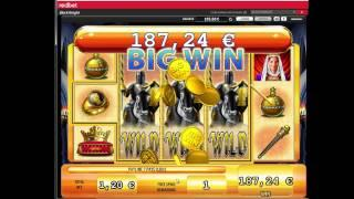 The Black Knight Bonus Round WMS - Super Big Win