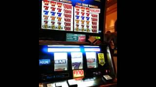 *LIVE PLAY HIGH LIMIT*  $100 SLOT MACHINE DOUBLE GOLD For Retro