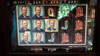 Big Black Widow Bonus Jackpot High Dollar Slot