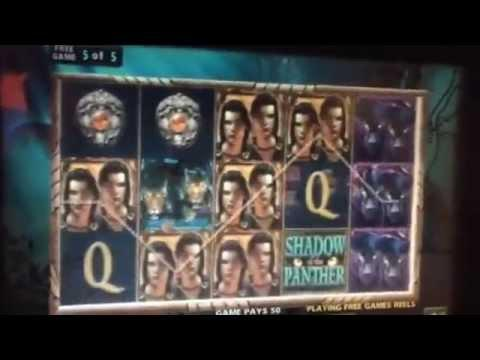Shadow of the Panther $9 bet bonus ** SLOT LOVER **