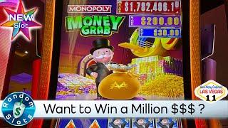 ⋆ Slots ⋆️ New - Monopoly Money Grab Slot Machine