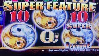 5 FROGS Slot Machine@ San Manuel Casino in CA [カリフォルニア カジノ] [スロットマシーン] [赤富士スロット] [アメリカ]