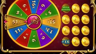 THE PRINCESS BRIDE: PRINCESS BUTTERCUP Video Slot Casino Game with a WHEEL BONUS