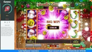 Jingle Jackpot - Big win