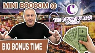 ⋆ Slots ⋆ Mini BOOOOOM at The Cosmo Las Vegas! ⋆ Slots ⋆ Ultra Gold Rush: Phoenix PAYS ME, Baby!