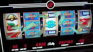 Quick Hit Black Gold Wild™ at G2E from Bally Technologies