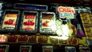 Reflex Cash Lab Top Feature Fruit Machine £5