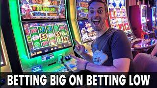• Betting BIG on Betting LOW • San Manuel Casino