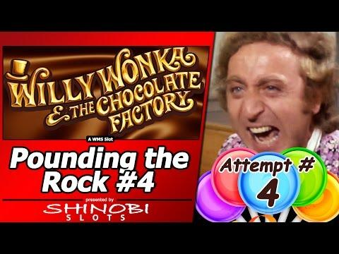 Willy Wonka Slots - Willy Wonka & Chocolate Factory Slot Review