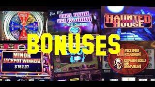 A Collection of Slot Machine Bonus Rounds and Huge Wins Vol. 6