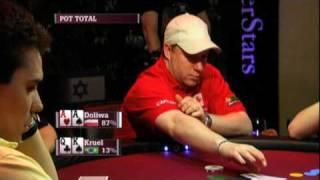 WCP III - Bullets Versus Cowboys Pokerstars.com