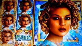Golden Goddess Slot Machine $10 Bet *MAX GODDESS* Big Win!