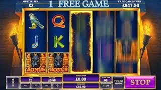 Age of Egypt slots - 897 win!