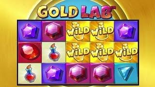 Gold Lab Online Slot from Quickspin •